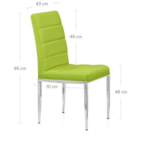 Taurus Dining Chair Green