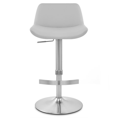 Christiana Brushed Stool Grey