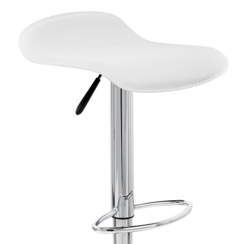 Zars Bar Stool White