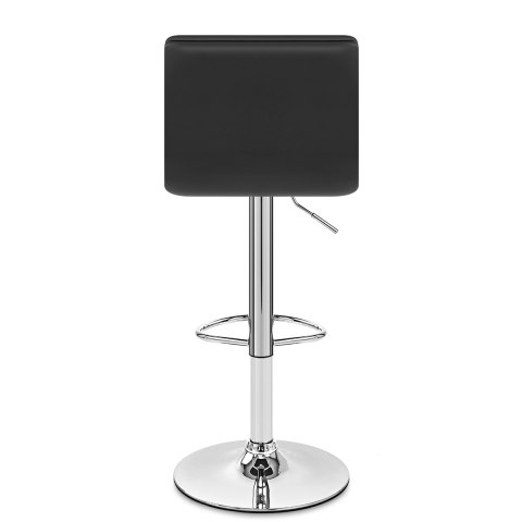 Linear Bar Stool Black