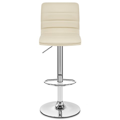 Linear Bar Stool Cream