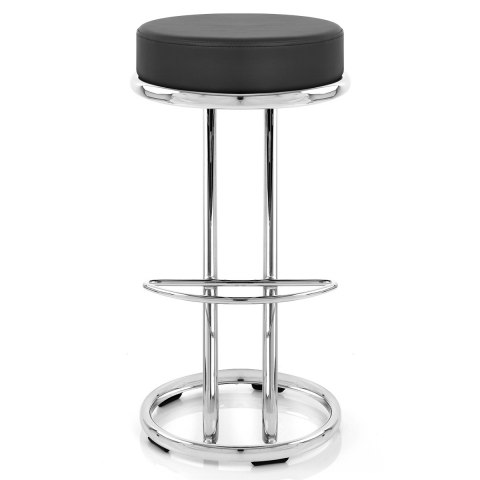 Zizi Kitchen Stool Black Atlantic Shopping