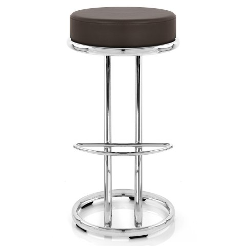 Zizi Kitchen Stool Brown