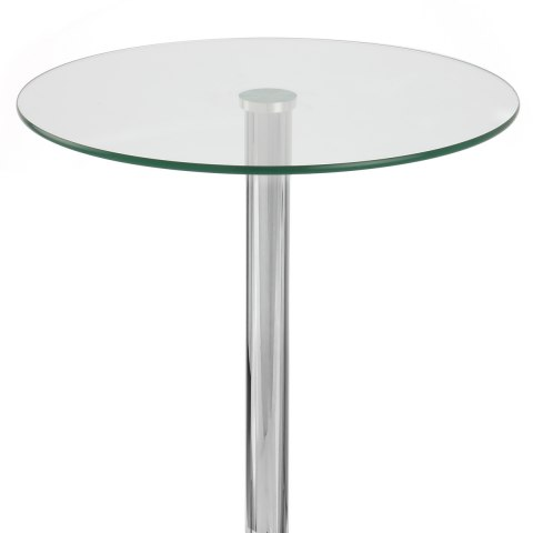 Vetro 105cm Poseur Table