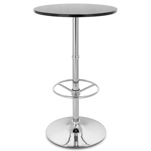 Dial Poseur Table Black