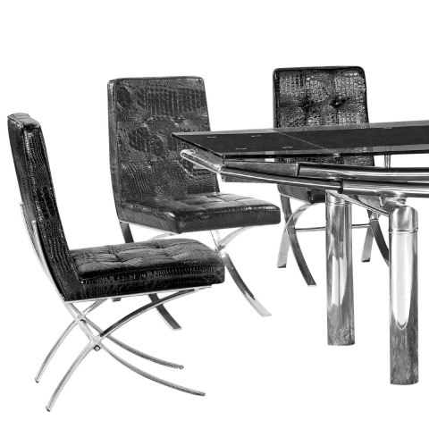 Luxor Extending Dining Set