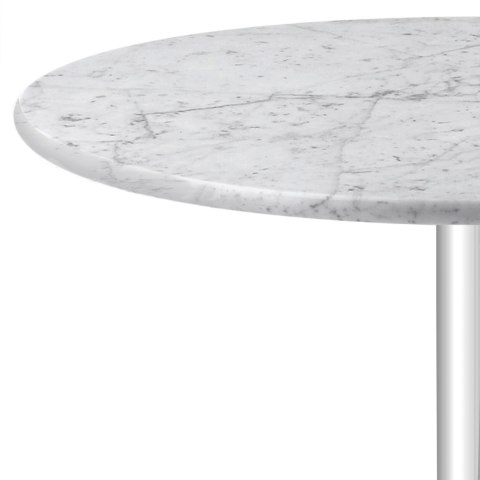 Milan Bar Stool Table Stone Top