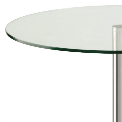 Naples Poseur Table Glass