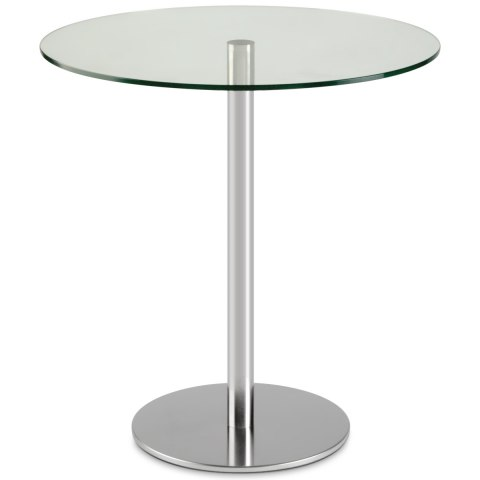 tables small size room table dinette condo dining modern round bistro glass