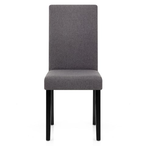 Columbus Dining Chair Charcoal