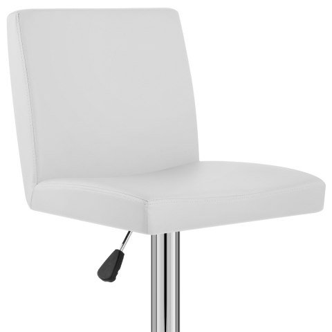 Topaz Bar Stool White