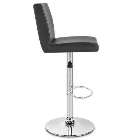 Topaz Bar Stool Black