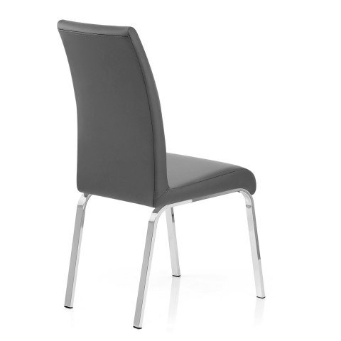 Sherman Dining Chair Grey