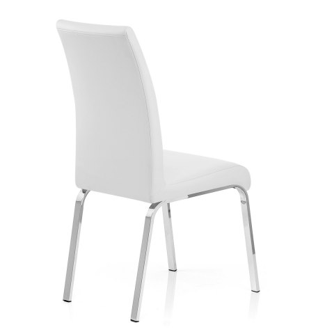 Sherman Dining Chair White