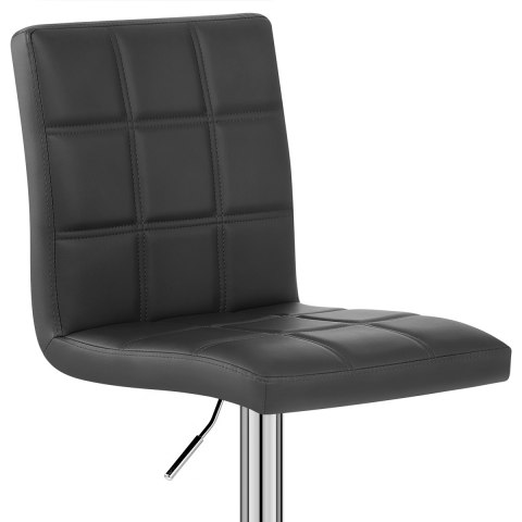 Criss Cross Bar Stool Black Atlantic Shopping
