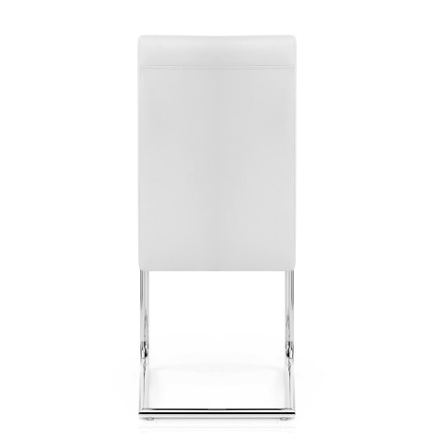 Kappa Dining Chair White