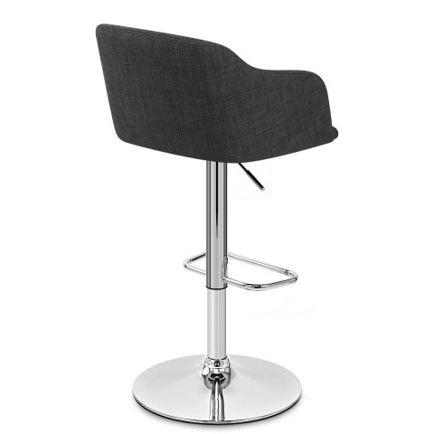 Belmont Bar Stool Charcoal