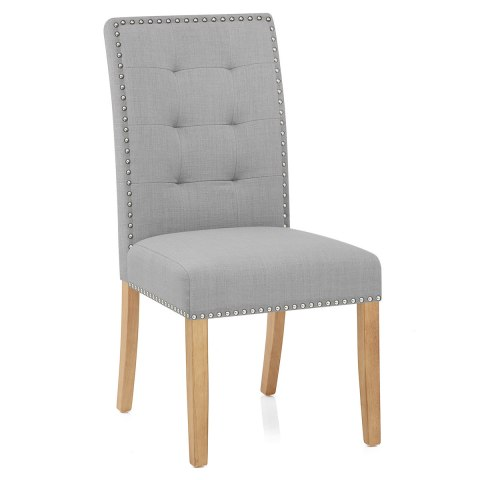arlington dining chair grey fabric atlantic shopping