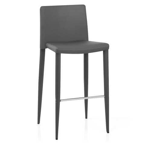 Healey Kitchen Stool Dark Grey
