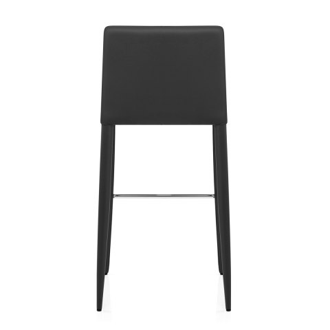 Healey Kitchen Stool Black Atlantic Shopping