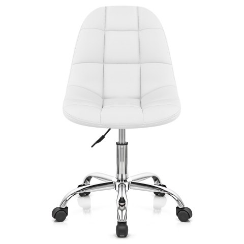 Rochelle Office Chair White Atlantic Shopping