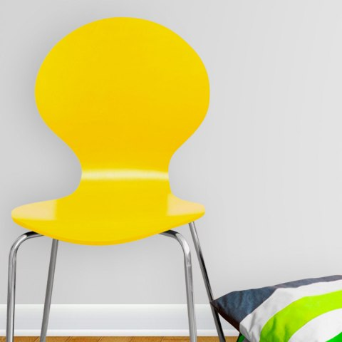 Candy Chair Yellow