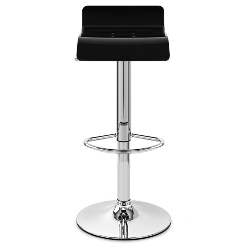Shimmer Bar Stool Black
