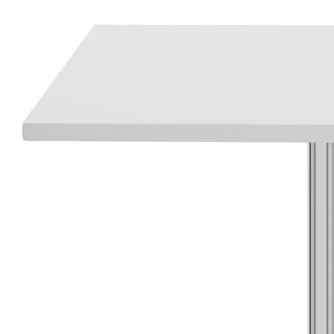 ... Soho Square Dining Table White ...