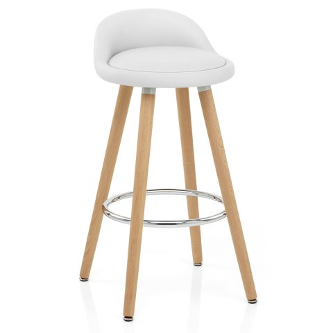 jive wooden stool white atlantic shopping rh atlanticshopping co uk white wooden stool chair white wooden stool ikea
