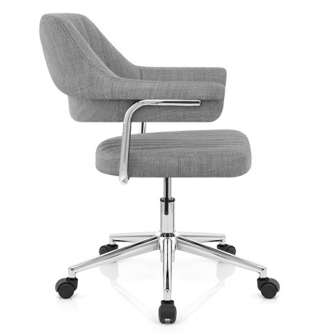 Grey Office Chairs Uk Thesecretconsulcom - Grey office chair
