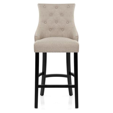 Ascot bar stool tweed fabric atlantic shopping