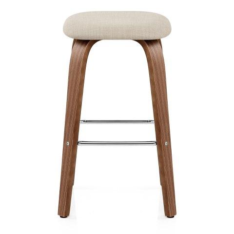 Stockholm bar stool beige atlantic shopping for Barhocker beige