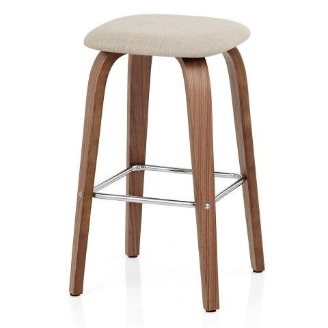 stockholm bar stool beige atlantic shopping. Black Bedroom Furniture Sets. Home Design Ideas