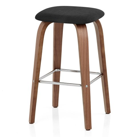 Stockholm Bar Stool Black