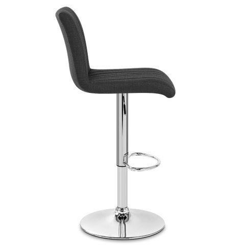 Debut Bar Stool Black
