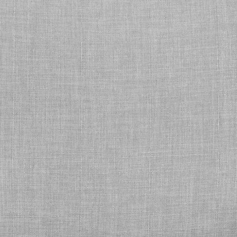 Stella Brushed Steel Stool Grey Fabric Atlantic Shopping
