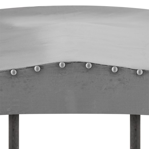 Freedom Zinc Top Stool