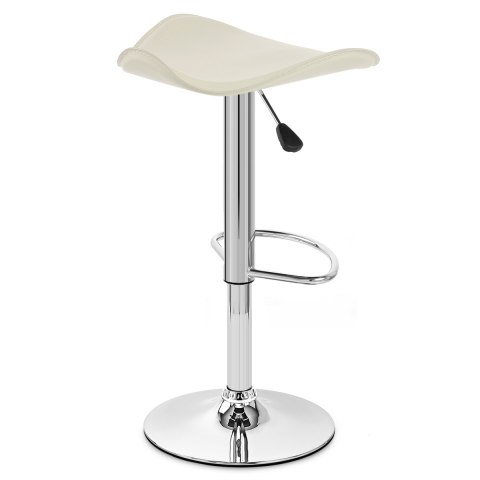 Jupiter Cream Bar Stool