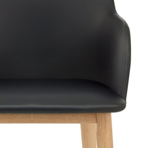 Albany Dining Chair Black