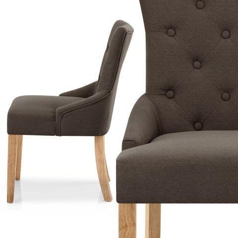 Verdi Chair Oak Amp Brown Atlantic Shopping