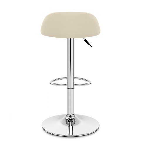 Lulu Bar Stool Cream