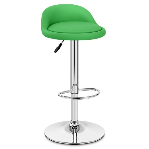 Lulu Bar Stool Green