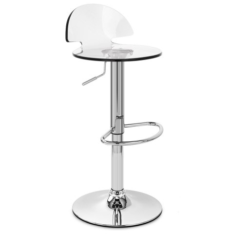 Comet Bar Stool Clear