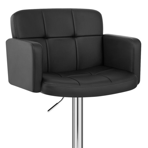 Studio Bar Stool Black