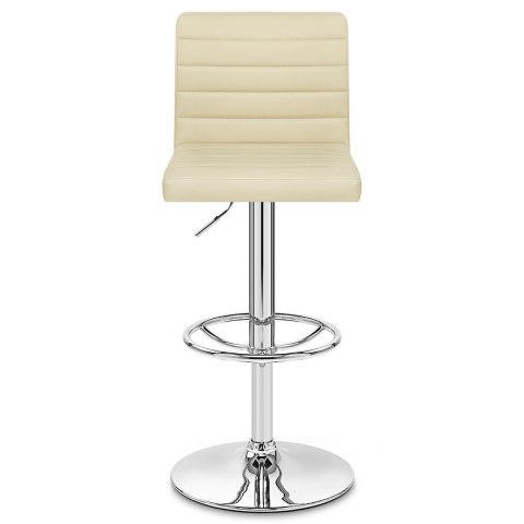 Mint Bar Stool Cream