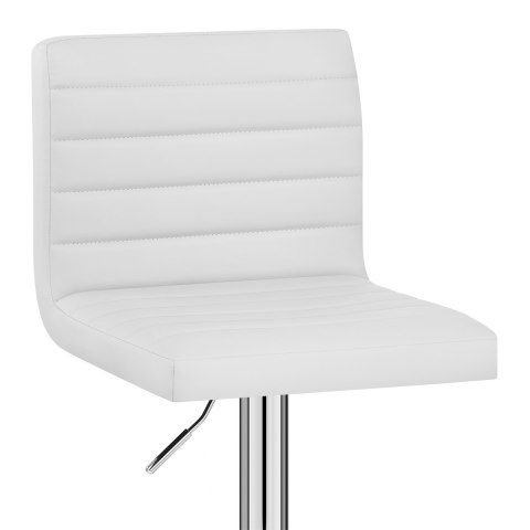 Mint Bar Stool White