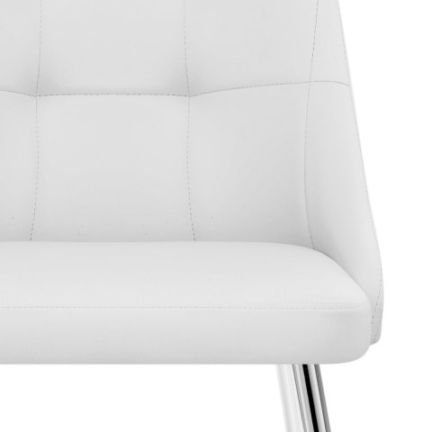 Shanghai Dining Chair White