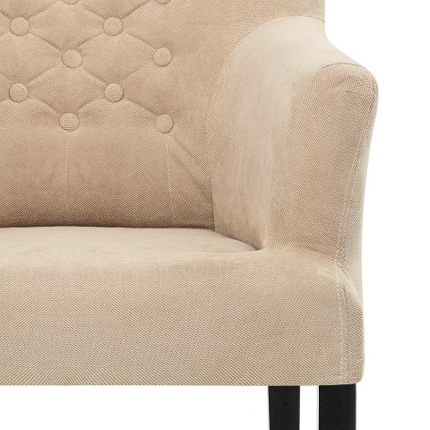 Sofi Chair Cream Fabric
