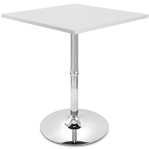 Soho Square Dining Table White