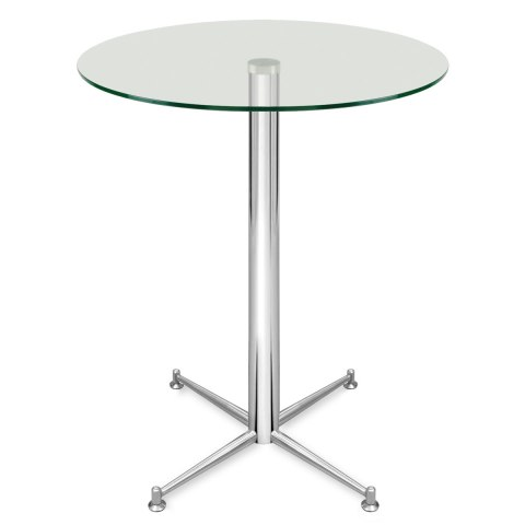 Elegant Cortina Bar Table Glass ...